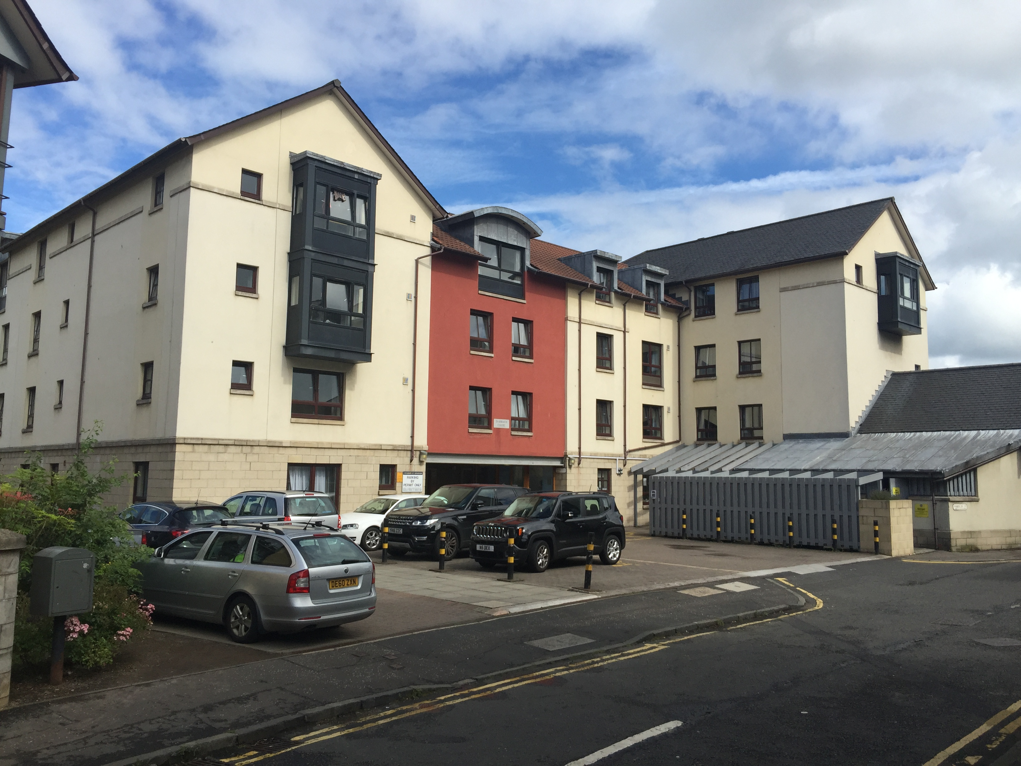Darroch Court Accommodation