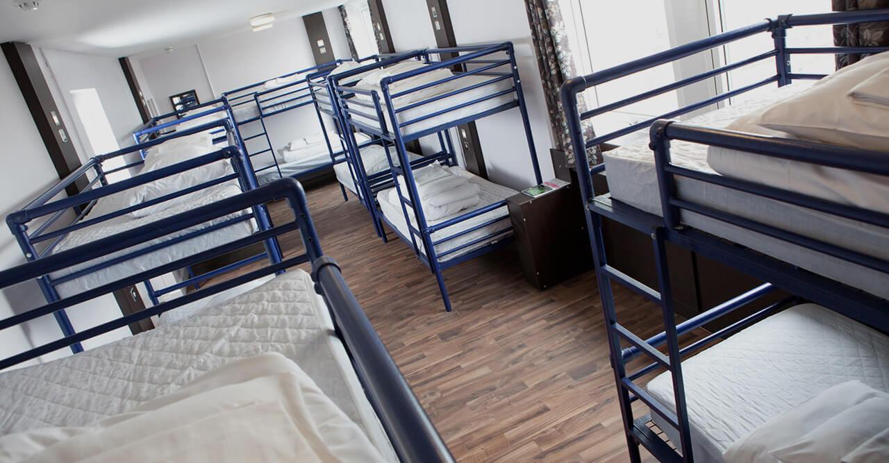 Glasgow Dorms