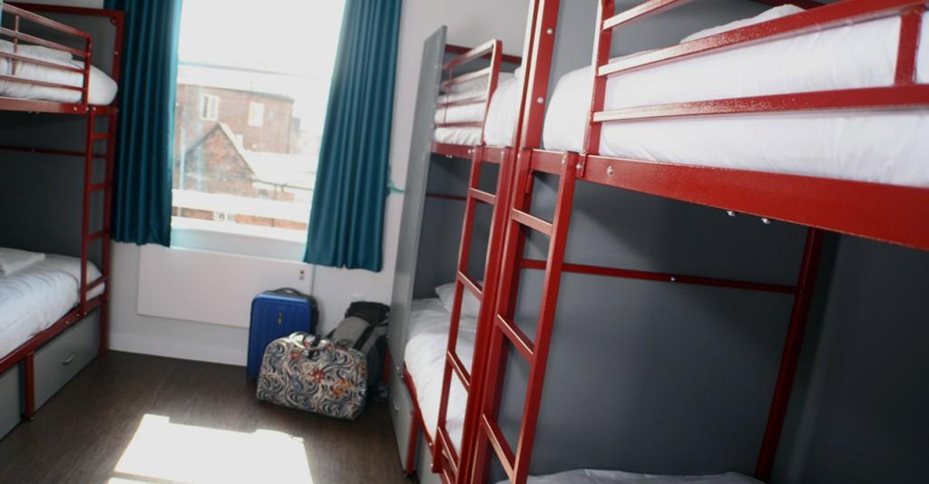 Liverpool Dorm
