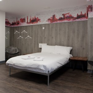 Double Suite - Glasgow Hostel