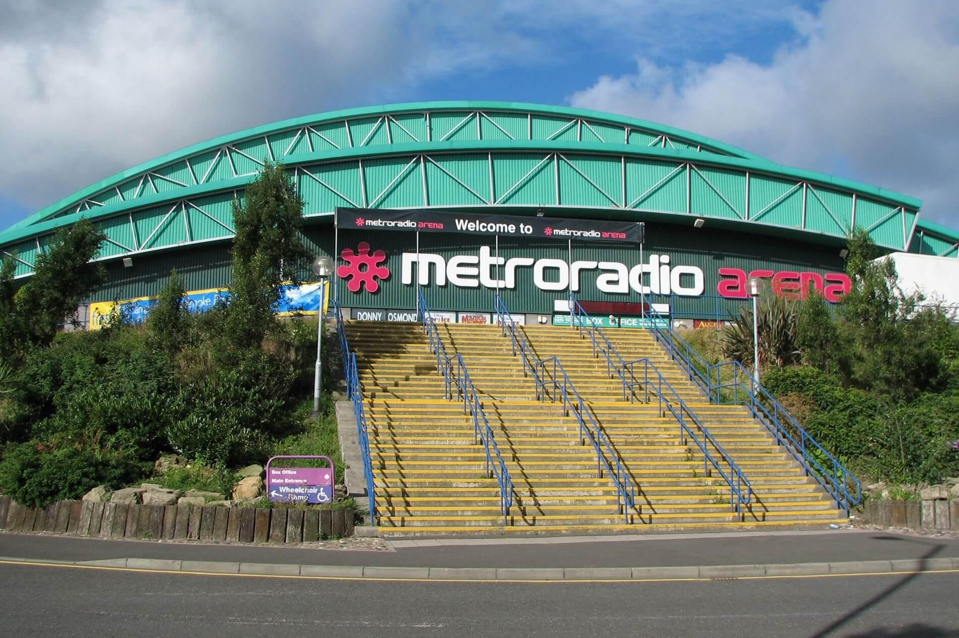 Metro Radio Arena - Newcastle