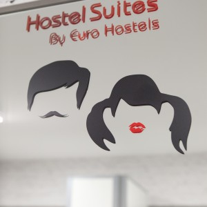 VIP Hostel Suites from Euro Hostel Glasgow