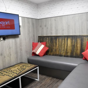 VIP Suite TV Booth - Liverpool