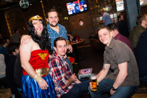 The Ware Rooms Stag Party