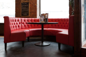 VIP Booths at The Ware Rooms