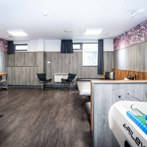 Euro Hostel Glasgow VIP Suite Lounge for 20 People