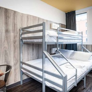 Euro Hostel Glasgow Superior Double and Twin Room