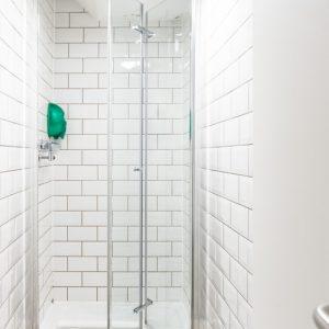 Euro Hostel Liverpool Shower