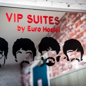 VIP Suites by Euro Hostel Liverpool