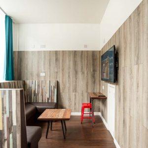 Euro Hostel Liverpool – Mini-Suite Lounge