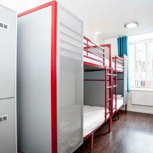 Euro Hostel Liverpool – 4 Person Private Room