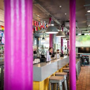 Euro Hostel Liverpool – The Hatch Bar