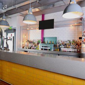 The Hatch Bar Mathew Street Liverpool