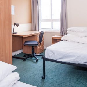 Euro Hostel Edinburgh Halls Double Room