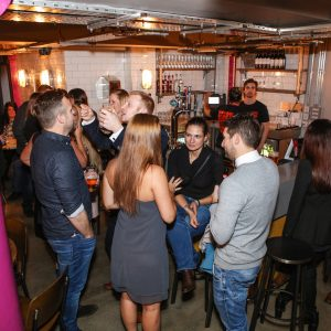 Euro Hostel Liverpool Launch Party