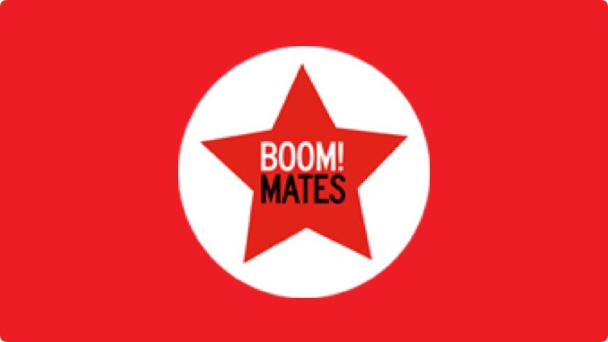 Boom! Mates rates